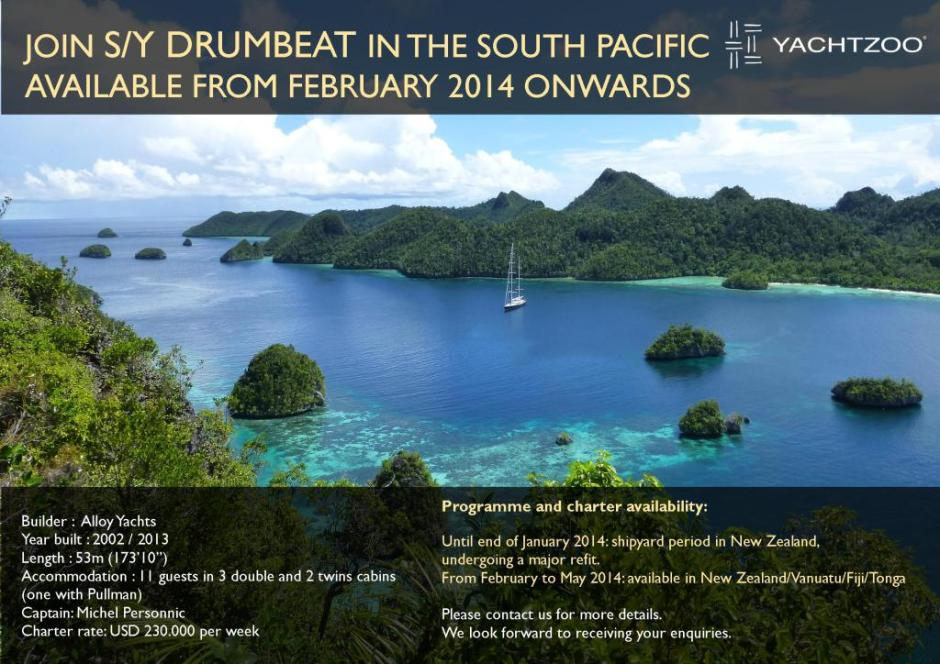DRUMBEAT - September 2013
